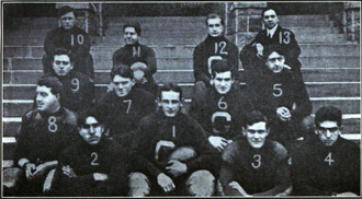 1903 Georgetown Hoyas football team - Image: Georgetown Hoyas football team (1903)
