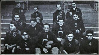 1903 Georgetown Hoyas football team - Image: Georgetown Hoyas football team (1903)