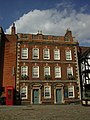 Georgian Houses, Castle Square, Lincoln - geograph.org.uk - 47061.jpg