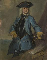 Portrait of Gerrit Sichterman, Quartermaster General of the Cavalry, Colonel of the Orange-Groningen Infantry, Commandant of Grave