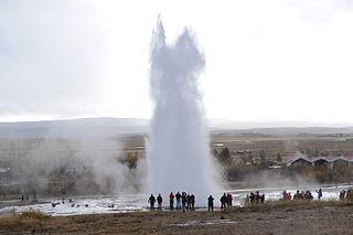 Geyser Strokkur in Iceland.JPG