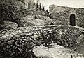 Gezicht op Getsémane in Jeruzalem, volgens bijschrift vanuit de trein. 1916.jpg