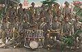 Ghana (Gold Coast). Royal Military Band, Kumasi, 1905.jpg