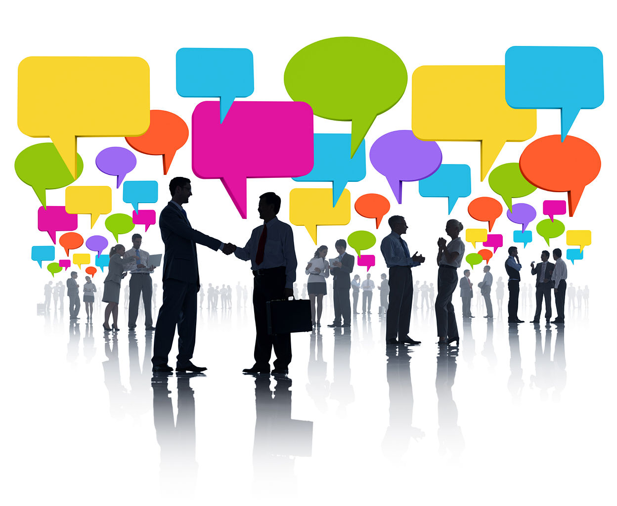 What Are the Different Types of Business Discourse?