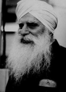 Giani Gurmukh Singh Musafir Punjabi poet
