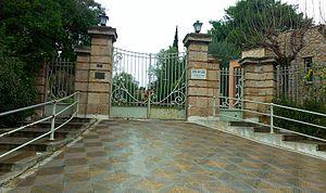 Girokomeio, Athens - Nursing home for which the area was named