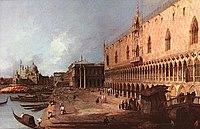 Giovanni Antonio Canal, il Canaletto - Doge Palace - WGA03854.jpg