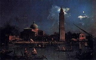 La Veillée nocturne à San Pietro di Castello