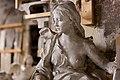Gipsmodelle Wiener Historismus Hofburg-Keller 2015 Wappen und Wappenhalter Johannes Benk N BU 19 b.jpg