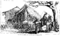 Gipsy Encampment Fac simile of a Copper plate by Callot.png