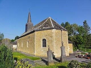 Girondelle Commune in Grand Est, France