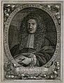 Giuseppe Pompeo Sacco (Sacchus). Line engraving by F. M. Fra Wellcome V0005171.jpg