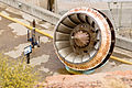 Glen Canyon Dam, old turbine 02.jpg