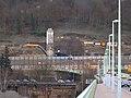 Glockenbergtunnel Bauarbeiten 2001.jpg