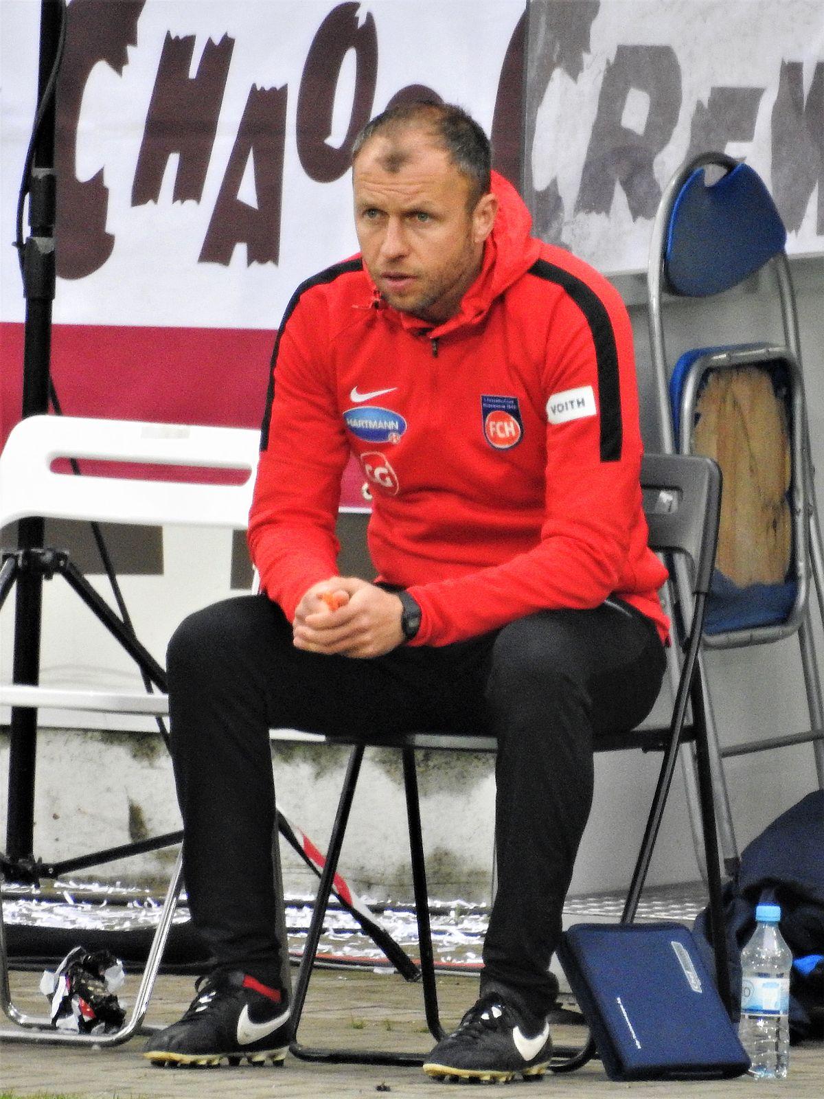 trainer fc heidenheim