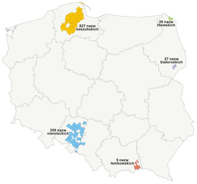 Polish gminy