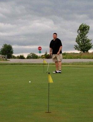 Spring Hill, Kansas - Golf at Sycamore Ridge (2008)