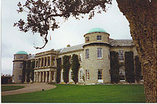 Festival Of Speed >> Goodwood House - Wikipedia