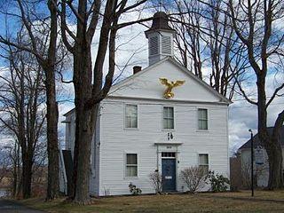 Goshen Historic District (Goshen, Connecticut) United States historic place