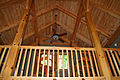 Goshen timber frames rafters.jpg