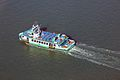 Gosport Ferry Spirit of Gosport from the Spinnaker Tower.jpg