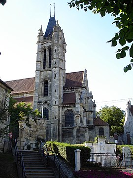 Goussainville - Eglise Saint-Pierre-Saint-Paul 01.jpg