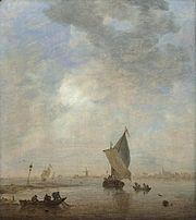 Goyen 1640-45 Fishermen hauling a Net.jpg