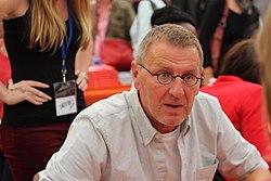 Grégoire Delacourt Livre sur la Place 2014.jpg