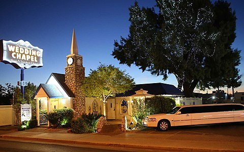 Graceland Wedding Chapel Wikiwand