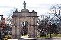 Grand Army of the Republic Memorial Arch Junction City KS front 2.jpg