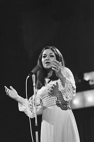 Frida Boccara - Frida Boccara in 1970