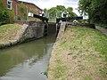 Grand Union Canal, Aylesbury Arm, Osier Bed Lock - geograph.org.uk - 903452.jpg