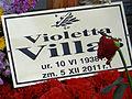 Grave of Wioletta Willas - 03.jpg