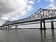 Crescent City Connection, CCC, Greater New Orleans Bridge