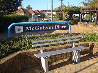 Greenacre, New South Wales - McGuigan Place, Greenacre