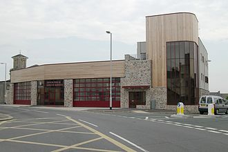 Devon and Somerset Fire and Rescue Service - Greenbank Fire Station, Plymouth