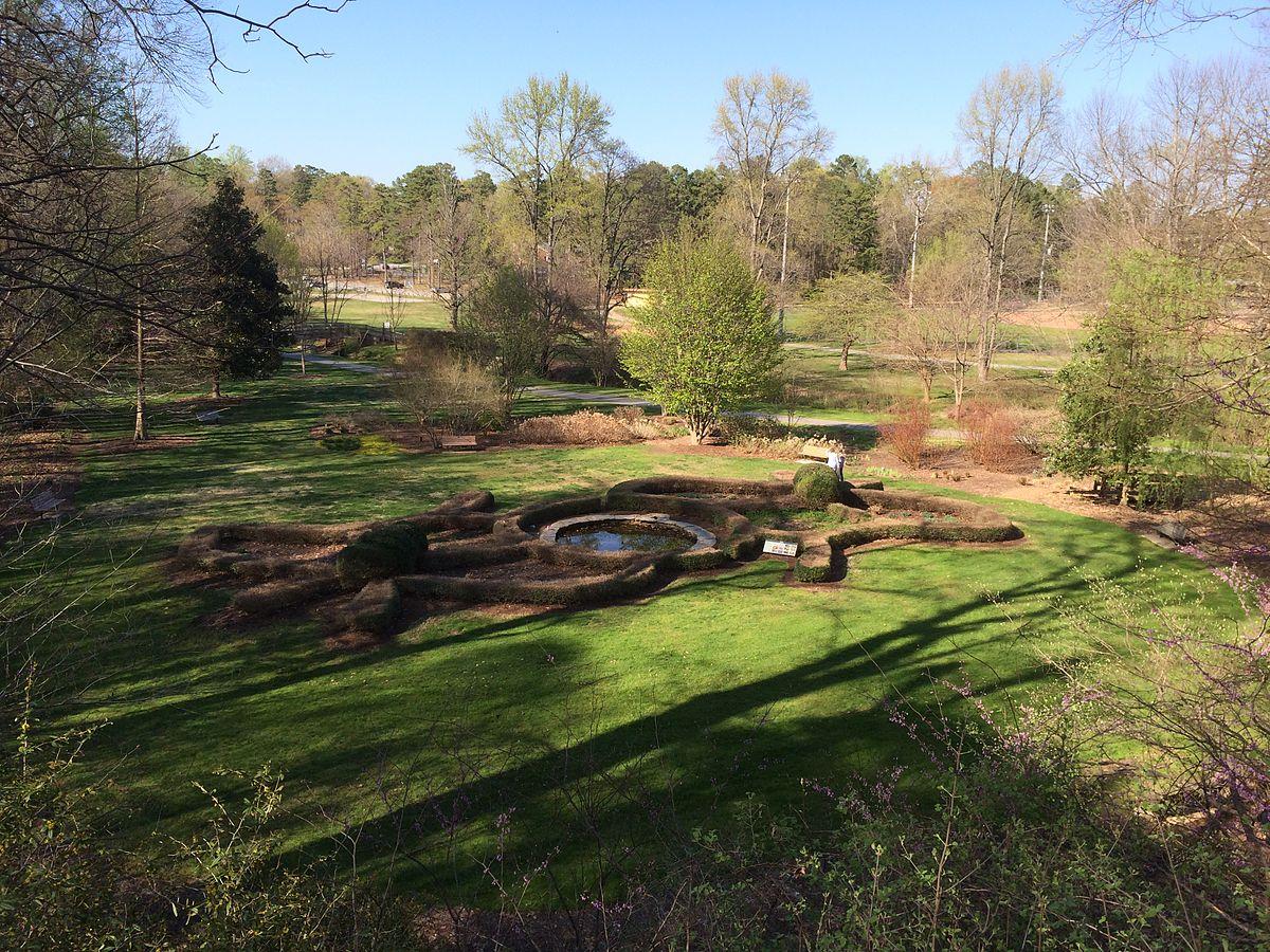 greensboro arboretum - wikipedia