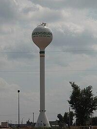 Greensburg kansas watertower 2009.jpg