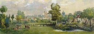 Plumstead - Plumstead around 1845