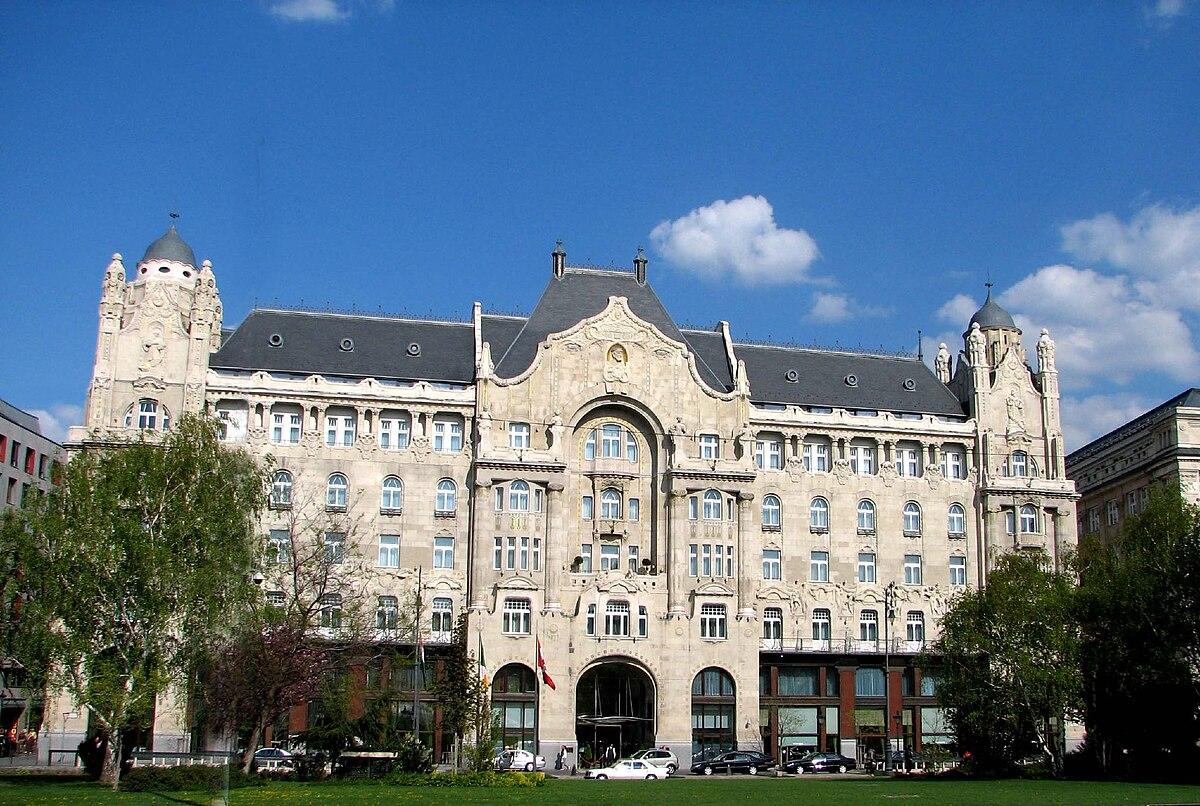 Hotel Le Palace Paris