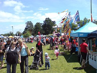 Grey Lynn - The Grey Lynn Festival in 2008