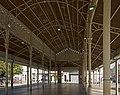Grisolles (Tarn-et-Garonne) Le marché couvert.Intérieur.jpg