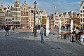Grote Markt Antwerpen With Guild Houses (181972521).jpeg