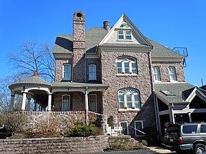 Grubb Mansion - Grubb Mansion, March 2011