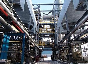 Dynamotive Energy Systems - Dynamotive 200tpd plant in Guelph, Ontario