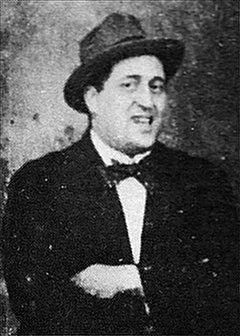 Apollinaire en 1914.