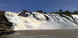 Gurara Waterfalls - Image: Gurara waterfalls