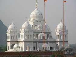 Gurudwara at Pushkar, Rajasthan.jpg