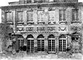 Hôtel du Baron Roger - Cour d'entrée, Façade principale - Paris 08 - Médiathèque de l'architecture et du patrimoine - APMH00004509.jpg