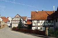 Höchheim, Gollmuthhausen, Lindenweg 7, 9, 001.jpg